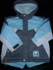 термо-куртка для мальчика