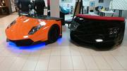 Заказать Стол Lamborghini Murcielago в вашем офисе можно сделать стиль