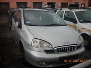 Chevrolet Tacuma бампер фара крило капот
