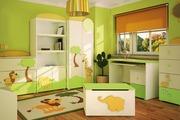 Продам Оригинальная детская мебель Baggi (Польша) разделена на тематич