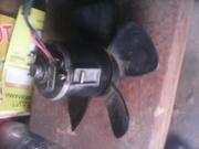 Мотор с вентилятором для печки ваз2101-2107