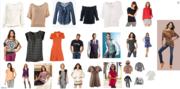 СТОК одежды,  новая фирменная одежда из Европы — 1, 50 EUR/шт!!! АКЦИЯ -