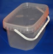 Контейнер пластиковый пищевой 5л