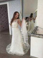 Свадебное платье Felice Sposa (Испания)