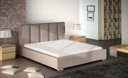 Одесса Кровать с мягким изголовьем Frost Лучший выбор кроватей с мягки