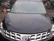 Nissan Murano запчастини автозапчастини шрот розборка