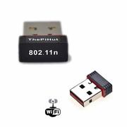 Мини USB WIFI сетевой адаптер150 Mbit Wi-Fi