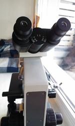 Микроскоп бинокулярный лабараторный Ulab XSP-137B
