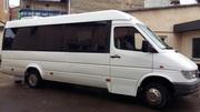 Пасажирські перевезення мікроавтобусом. Замовити бус.