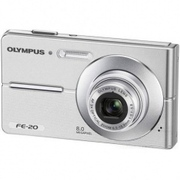 фотоапарат olympus f 20