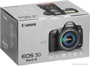Canon EOS 5D Mark III 24-105mm объектив
