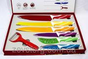 Набор Кухонных Ножей 6 шт - Super LUX