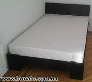 Продам дерев'яні ліжка та ортопедичні матраци