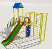 Игровые комплексы и детски площадки