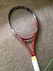 Теннисная ракетка head prestige s
