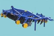 Агрегат грунтовой почвообрабатывающий дисковый АГД-5, 6