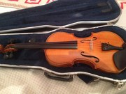 скрипка мастерская французкая