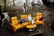 Рабочие кресла Stressless Office – для работающих на дому и любителей
