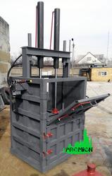 Пресс гидравлический для макулатуры и ПЭТ бутылки на 32 тонн