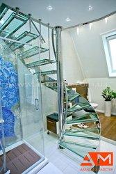 Винтовые лестницы от Авангард Мастер