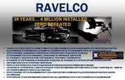 Ravelco (США) – не превзойденная  защита от угона транспорта.