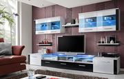 Харьков Модульные стенки Frost(фрост) в гостиную – современная разрабо