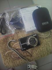 Цифровая фото-видео камера FujiFilm FinePix