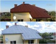Професійне фарбування дахів