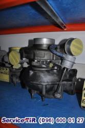Ремонт турбин DAF XF,  CF
