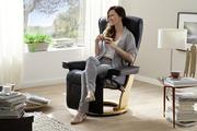 Дніпро Relax В кожного сучасного шкіряного крісла для будинку є свої