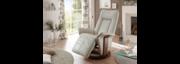 Продам Зручне крісло з оттоманом для будинку Днепро крісла,  стільці,