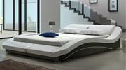 Купити стильне м'яке ліжко Frost(фрост) в Києві для приємного відпочин