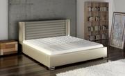 Київ М'які ліжка Frost(фрост) – це сучасне ліжко зроблена з використан