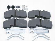 Тормозные колодки,  комплект на МВ,  DAF,  Scania