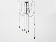Купить подвесные светильники в стиле лофт. Большой выбор,  удобные спос