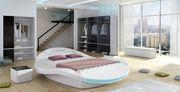 Київ Ліжка з м'якими спинками Frost(фрост) – стильні моделі для сучасн