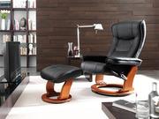 Продам Кушетки Relax Красиві шкіряні м'які крісла Relax шкіряне дизайн