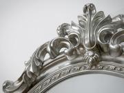 Ужгород Зеркало в стиле барокко – предмет интерьера с выразительным де