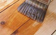 Спеціально підготовлене льняне масло для обробки деревини з посиленою