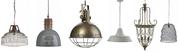 Запорожье Светильники Лофт. Люстры,  светильники,  бра и комплектующие в