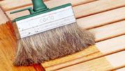 Луцьк Просочення для дерева Frost(фрост) льняне масло використовується