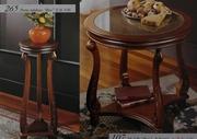 Купити недорого італійські журнальні столики,  Galimberti скляні,  дерев