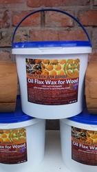 Калуш Захист деревини - льняне масло Frost (фрост) для дерева Матеріал