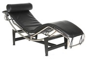Ужгород Кушетка - шезлонг Le Corbusier Lc4 Кушетка Chaise Longue Lc4 Б