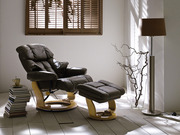 Дніпро Relax Шкіряне крісло для різних кімнат - фото.  Relax Шкіряні к