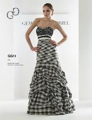Вечернее платье на выпускной от Gemma Gabriel