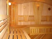 Вагонка дерев'яна європрофілю для лазні та сауни вільха Львів