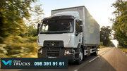 Гальма та комплектуючі вантажівок Renault