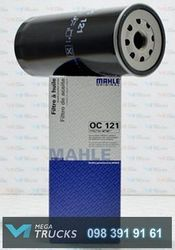 Фільтр масляний MAHLE OC121 RVI,  Volvo