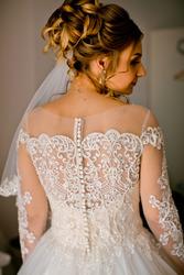 Свадебное платье, без дефектов!!!!